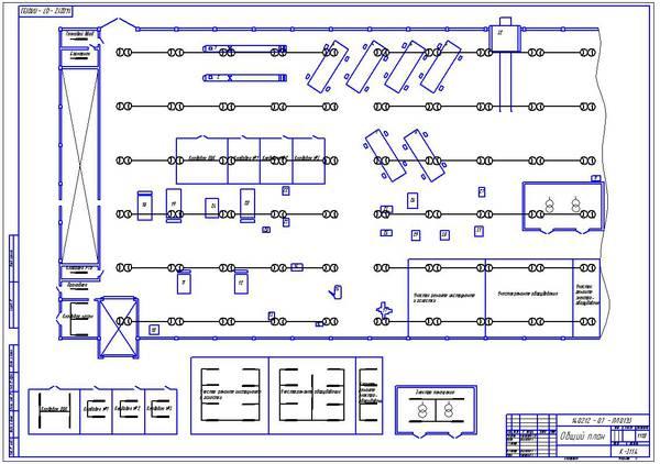 Проект электроснабжения цех механической обработки деталей Диплом  Проект электроснабжения цех механической обработки деталей