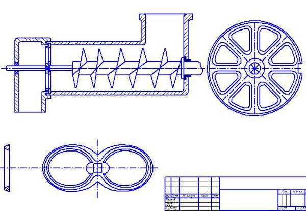 Разработка волчка К6-ФВБ-160-1
