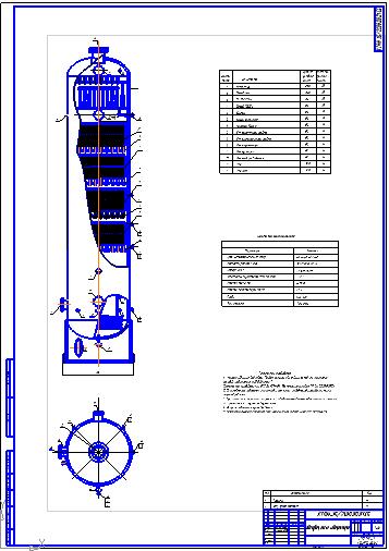 Расчет и модернизация узла абсорбции Курсовая работа Оборудование  Расчет и модернизация узла абсорбции Курсовая работа Оборудование для добычи и подготовки нефти и