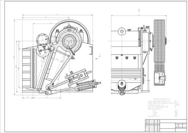 Щековая дробилка схема в Чита дробилка смд 186 пдсу 2005 г в