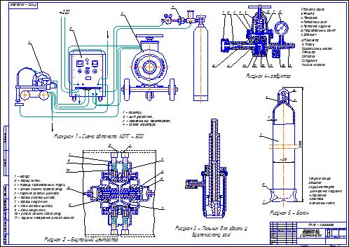 Все работы студента Клуб студентов Технарь  Оборудование для сварка труб в углекислом газе Чертеж Оборудование транспорта нефти и газа