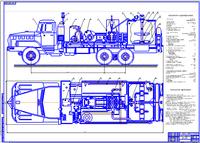 Продам продам цементировочный агрегат ца-32 на шасси урал/камаз