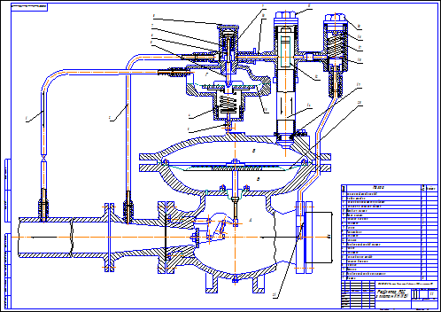Регулятор давления газа РДУК2-100Н(В)