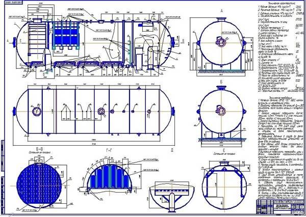 Модернизация трехфазного горизонтального сепаратора cpf v  Модернизация трехфазного горизонтального сепаратора cpf v 2010 1 2 3