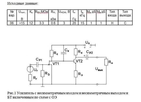 Курсовая работа Разработка интегрального аналогового устройства  Курсовая работа Разработка интегрального аналогового устройства